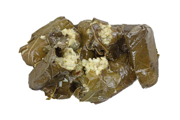 Grape Leaves Stuffed Rice Filling