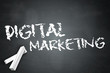 "Blackboard ""Digital Marketing"""