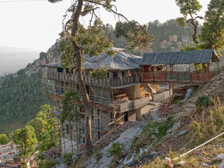 House on the hill, Dharamsala