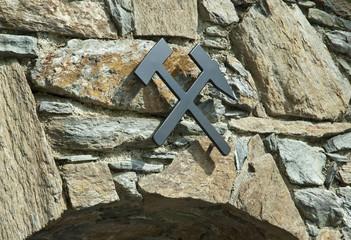 Bergwerkseingang