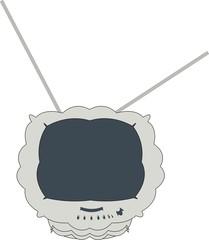 TV of unusual model