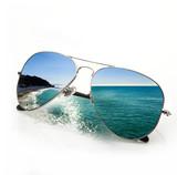 Fototapety occhiali vacanze
