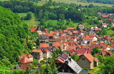 Urlaubsregion Thüringer Wald bei Bad Liebenstein
