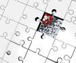 zahnrad 3d puzzle