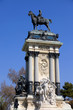 Monument to King Alfonso XII in Madrid