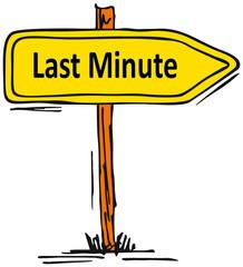 Last Minute...