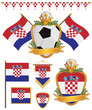 croatia flags