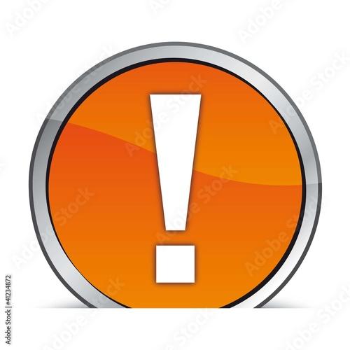 logo point d 39 exclamation orange images. Black Bedroom Furniture Sets. Home Design Ideas