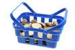 Basket of Coins