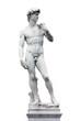 Leinwanddruck Bild - Florence - David de Michel-Ange