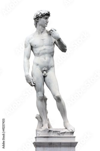 Leinwanddruck Bild Florence - David de Michel-Ange
