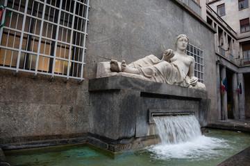 Fontana della Dora Riparia, Torino, Piemonte, Italia (3)