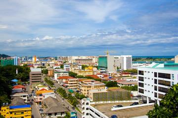 Kota Kinabalu - Vista