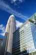 Charlotte North Carolina Financial Buildings