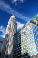 Charlotte North Carolina Financial Buildings