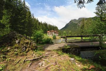Primiero Valley, San Martino di Castrozza, Italy