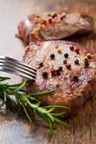 Fototapety filetto di carne alla griglia