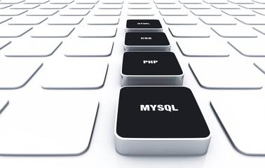 3D Pads Schwarz - HTML CSS PHP MYSQL 4