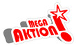 Sticker abstrakt Mega Aktion