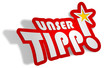 Sticker 3d Unser Tipp
