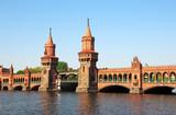 Fototapety Oberbaumbrücke