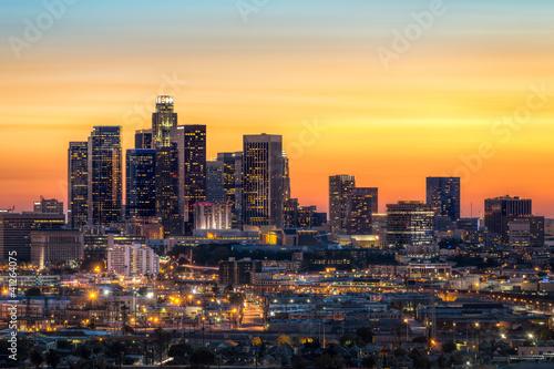 Fotobehang Los Angeles Los Angeles