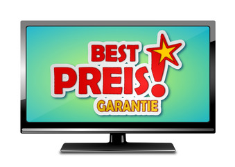 TV Best Preis Garantie