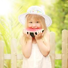 Sommer, Sonne, Wassermelone!