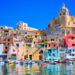 Procida, Napoli - Italia