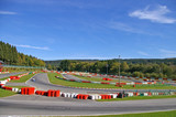 Francorchamps Karting tracks