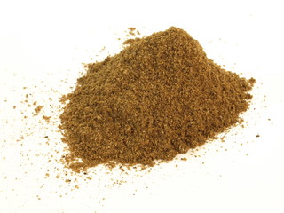 Garam masala, isolated