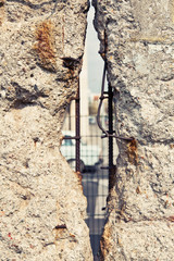 Berlin Wall Broken