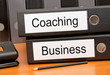Coaching und Business
