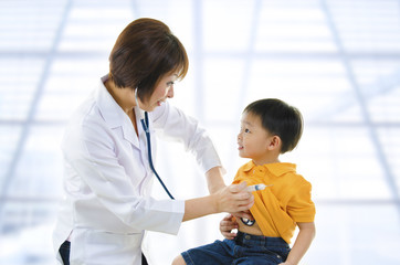Children's doctor