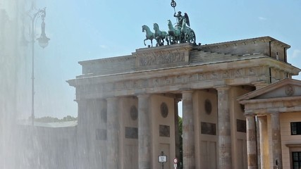 Brandenburg Gate compilation