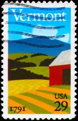 USA - CIRCA 1991 Vermont