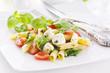 Caprese Pasta salat