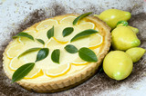 Tart lemon
