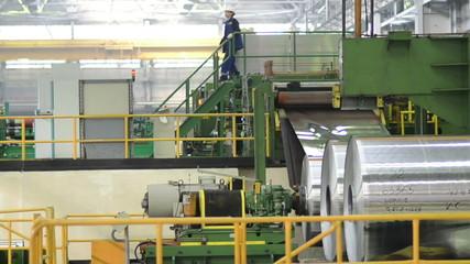Manufacture of metal