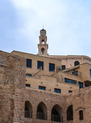 Jaffa, a part of the Israeli city of Tel Aviv-Yafo