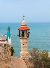 Jaffa, a part of the Israeli city of Tel Aviv-Yafo
