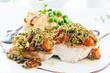 Hähnchensteak mit Salsa