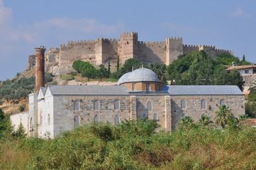 Isa Bey Camii Mosque and Byzantine Citadel - Selcuk, Ephesus