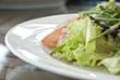 Salatteller grün