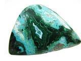 chrysocolla abstract texture geological mineral poster