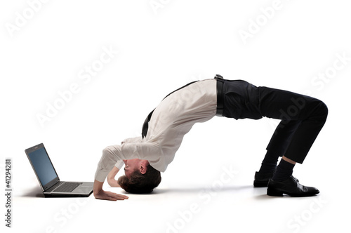 Acrobatics for business