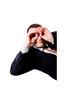 Binocular gesture