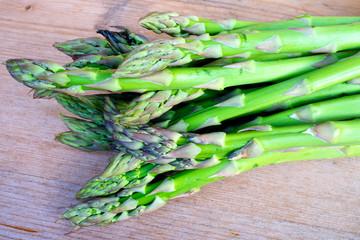 Asparagus color image