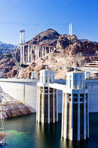 Hoover Dam, Arizona-Nevada, USA