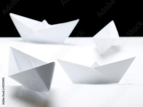 Papership fleet